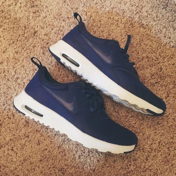 d22d0d6908c82 Nike Shoes | Royal Blue Air Max Thea Sneaker | Poshmark